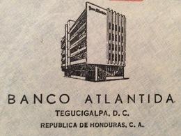 POSTA AEREA PAR AVION  HONDURAS  U.S.A.   FROM TUGUGIGALPA   TO NEW YORK   THE  11/8/64 - Honduras
