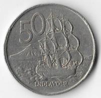 New Zealand 1967 50c (A) [C706/2D] - New Zealand
