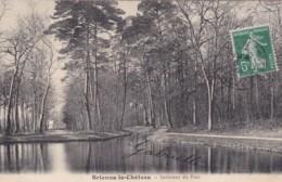 I5 - 10 - Brienne-le-Chateau - Aube - L'Intérieur Du Parc - Bacquias - France