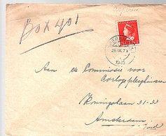 1946 Asperen > Commissie Voor Oorlogspleegkinderen  (DE-11) - Periode 1891-1948 (Wilhelmina)