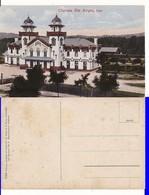 Romania,Rumanien,Roumanie    - Curtea De Arges- Gara, Bahnhof - Romania