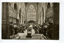 Choir Ripon Cathedral - England