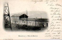 Decazeville (12) : Puits De Bourran - Decazeville