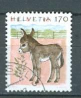 Switzerland, Yvert No 1493 - Gebruikt