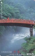 Télécarte Japon / NTT 250-088 - Paysage PONT TBE - BRIDGE - Japan Phonecard - BRÜCKE Telefonkarte - Paysages