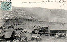 Decazeville (12) : Découverte, Puits Central, Criblages - Decazeville