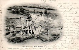 Decazeville (12) : Puits Alfred - Decazeville