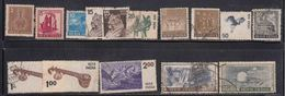 India Used 1974, 5th Definitive Simplified Set,  (sample Image) - Oblitérés