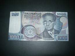 Austria 1000 Shilling - Oesterreich