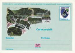 ROUMANIE - 1999 - Entier Postal Neuf - Bacau' 99 - Entiers Postaux