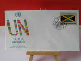 Nations Unies > Office De Genève - Jamaïca (Jamaïque) - 23.9.1983 - FDC 1er Jour - Office De Genève
