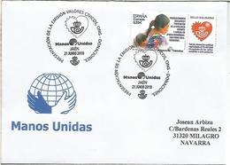 JAEN MAT PRESENTACION MANOS UNIDAS ONG VALORES CIVICOS - 1931-Hoy: 2ª República - ... Juan Carlos I
