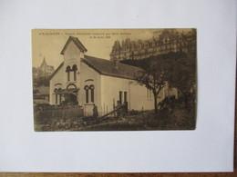 AIX LES BAINS- TEMPLE ANTOINISTE CONSACRE PAR MERE ANTOINE LE 24 AOÛT 1924 - Aix Les Bains