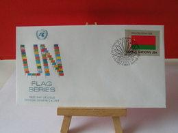 Nations Unies > Office De Genève - Byelorussian (Biélorussie)- 23.9.1983 - FDC 1er Jour - Office De Genève