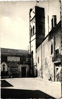 34 .. POMEROLS .. L'EGLISE .. 1955 .. CACHET BEZIERS ENTREPOT - Other Municipalities