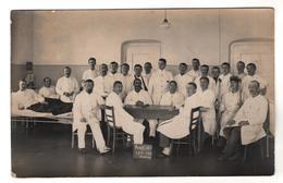 +1196, FOTO-AK, WK I, Feldpost, Offenburg, Lazarett - Guerre 1914-18