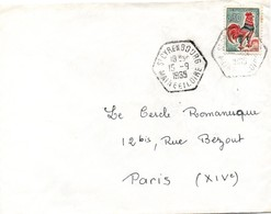 Saint-Cyr En Bourg 1965 Maine Et Loire - Hexagonal Agence Rurale - 1961-....