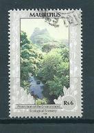 1998 Mauritius Definitives Rs6 Used/gebruikt/oblitere - Mauritius (1968-...)
