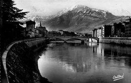 Les Belles Alpes Françaises Les Quais De L'Isère Et Le Moucherotte - Provence-Alpes-Côte D'Azur
