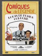 L'aile Ou La Cuisse  Louis De Funès Coluche  Dvd - Comédie