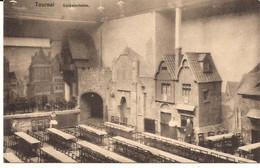 TOURNAI SOLDATENHEIM  FELDPOST 1916  Edit Phono Foto 12 Rue Du Carré Notre Dame   808/d2 - Doornik