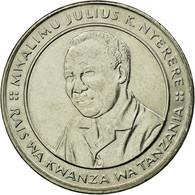 Monnaie, Tanzania, 10 Shilingi, 1993, TTB, Nickel Clad Steel, KM:20a - Tanzanie