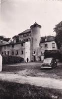 74. LUGRIN TOURRONDE. COLONIE DE VACANCES SAINT PIERRE DE MACON. ANNEE 1955 + TEXTE. VOITURE OPEL - Lugrin