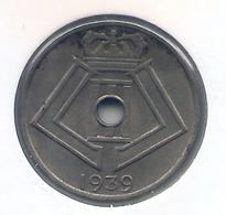 LEOPOLD III * 5 Cent 1939 Vlaams/frans * Nr 5251 - 1934-1945: Leopold III
