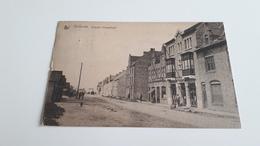 *DIXMUIDE  Yzerlaan (Hoogebrug) Oblitérée En 1923 - Diksmuide