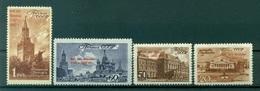 URSS 1947 - Y & T N. 1117/20 - Fondation De Moscou - 1923-1991 UdSSR