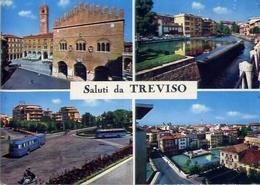 Saluti Da Treviso - Formato Grande Viaggiata – At1 - Treviso