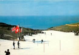 DIEPPE La Piste De Ski 8(scan Recto-verso) MD2506 - Dieppe