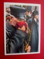 HAKENDOVER -BELGISCHE FOLKLORE BELGE CHROMO IMAGE DU CHOCOLAT COTE D'OR-N° 25 Voir Légende Verso Faire Défiler Scann - Côte D'Or