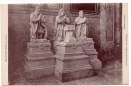 95 / MAGNY EN XEXIN - Intérieur De L'Eglise - Les Villeroy - Magny En Vexin