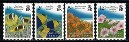 British Indian Ocean Territory 2009 - 4 Val.**  MNH - Britisches Territorium Im Indischen Ozean