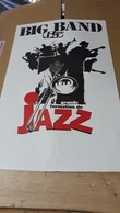 Affiche - Big Band 65 - Formation Jazz - Posters