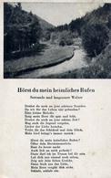 Horst Du Mein Heimliches Rufen - Formato Piccolo Non Viaggiata – At1 - Cartoline