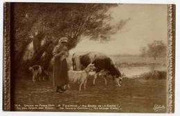 Salon De Paris 1914 - . Tomas - Au Bord De La Cisse - Formato Piccolo Viaggiata Mancante Di Affrancatura – At1 - Cartoline