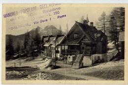 Vigiljochbahn - Restaurant - Formato Piccolo Non Viaggiata – At1 - Cartoline