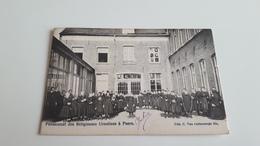 *Pensionnat Des Religieuses Ursulines à PUERS  Oblitéré En 1908 - Puurs