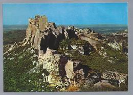 FR.- LES BEAX DE PROVENCE. Vue Générale Des Ruines Du Chateau Féodal Et Du Village. Ed. D'art YVON - Les-Baux-de-Provence