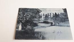 * PUERS  - Zicht In Het Park Van Het Kasteel Peeters  -oblitéré En 1907 - Puurs