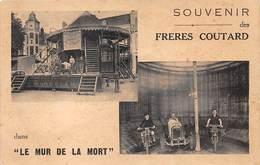 Moto . N° 100484 . Moto . Cirque.le Mur De La Mort - Motos