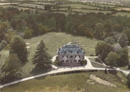 CPSM 10X15 . En Avion Au-dessus De.... VENANSAULT  (85)  La Maison Familiale . Les Hermitans - La Roche Sur Yon