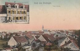 Gruss Aus Drulingen - Total Ansicht - Hotel Zur Sonne - Drulingen