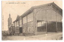GUICHEN- ( II. Et V. ) La Halle - France