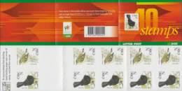 Ireland 2001 (MNH) - Common Blackbird (Turdus Merula) And Goldcrest (Regulus Reguus) - Passereaux