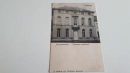 * WACHTEBEKE Het Gemeentehuis -La Maison Communale   Oblitéré En 1904 Etat Voir Scan - Wachtebeke