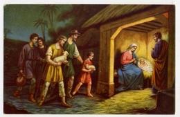 Buon Natale - 502 - Formato Piccolo Viaggiata Mancante Di Affrancatura – At1 - Non Classificati