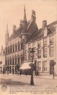 Ieper Yperen Ypres Het Huis Der Tempeliers Antwerpen St-Norbertusgesticht Eerekaart 1924 Anvers - Ieper